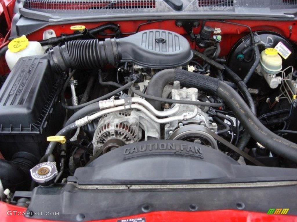 on 2001 Dodge Dakota Sport 4x4