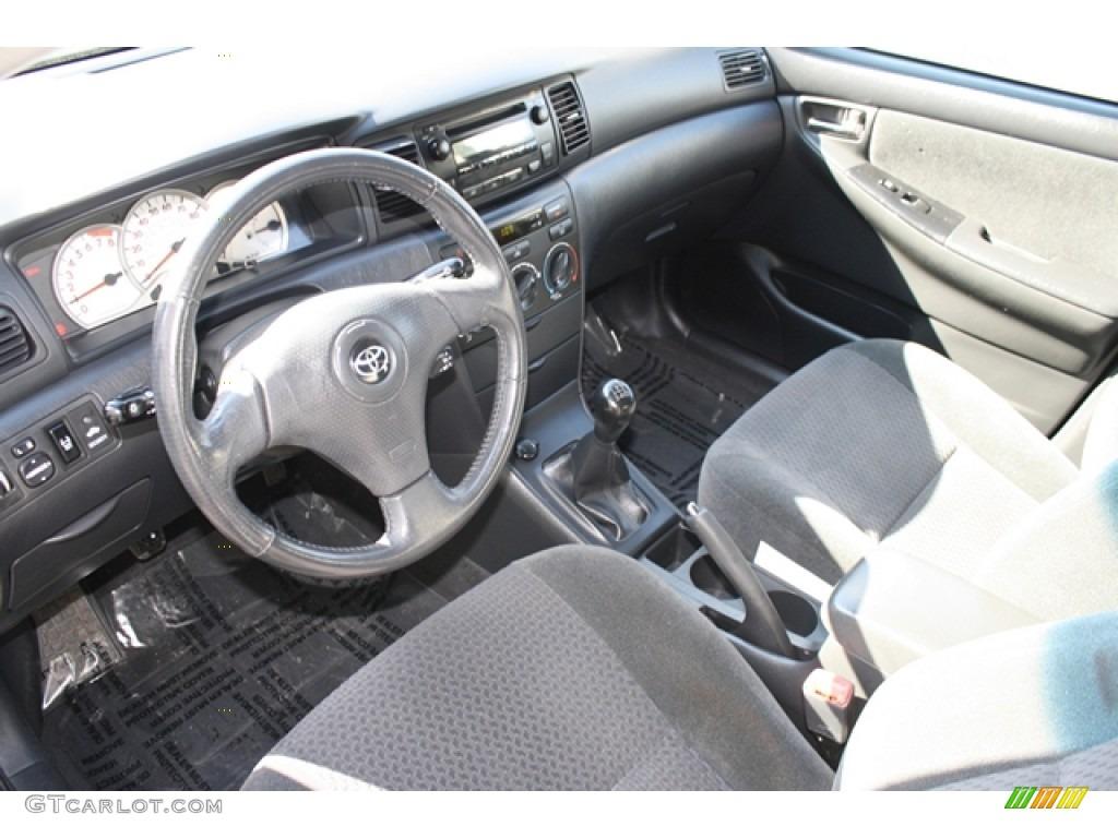 2006 Toyota Corolla S Interior Photos