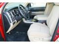 Sand Beige Interior Photo for 2012 Toyota Tundra #55860027