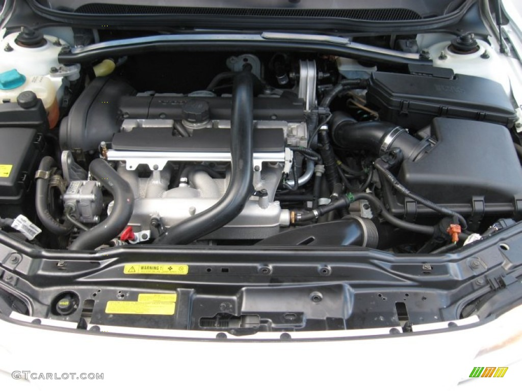 2005 Volvo S60 2 5t Awd Engine Photos Gtcarlot Com
