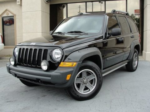 2006 jeep liberty renegade data info and specs. Black Bedroom Furniture Sets. Home Design Ideas