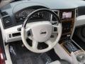 Dark Slate Gray/Light Graystone Dashboard Photo for 2008 Jeep Grand Cherokee #55874622