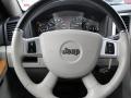 Dark Slate Gray/Light Graystone Steering Wheel Photo for 2008 Jeep Grand Cherokee #55874625