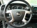 Ebony Steering Wheel Photo for 2008 Chevrolet Silverado 1500 #55877827