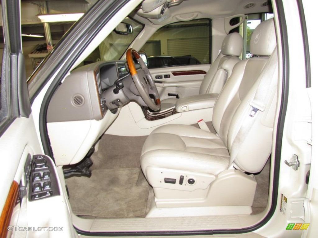 Shale Interior 2004 Cadillac Escalade Standard Escalade Model Photo 55878142