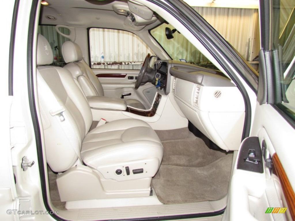 Shale Interior 2004 Cadillac Escalade Standard Escalade Model Photo 55878151