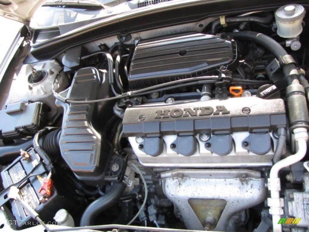 2003 honda civic lx sedan 1 7 liter sohc 16v 4 cylinder. Black Bedroom Furniture Sets. Home Design Ideas