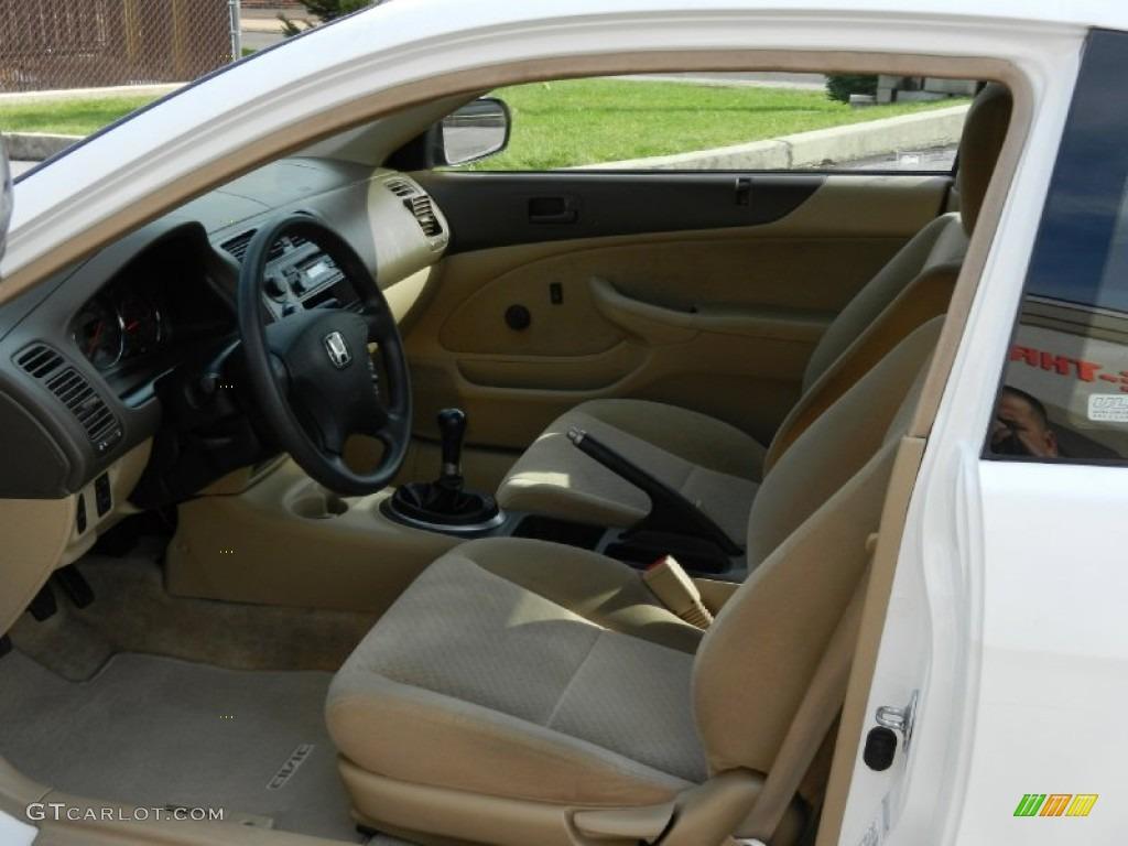 2005 Honda Civic HX Coupe interior Photo 55882939  GTCarLotcom