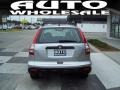 2009 Alabaster Silver Metallic Honda CR-V LX  photo #3