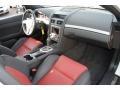 Onyx/Red Interior Photo for 2009 Pontiac G8 #55889290
