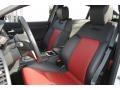Onyx/Red Interior Photo for 2009 Pontiac G8 #55889312