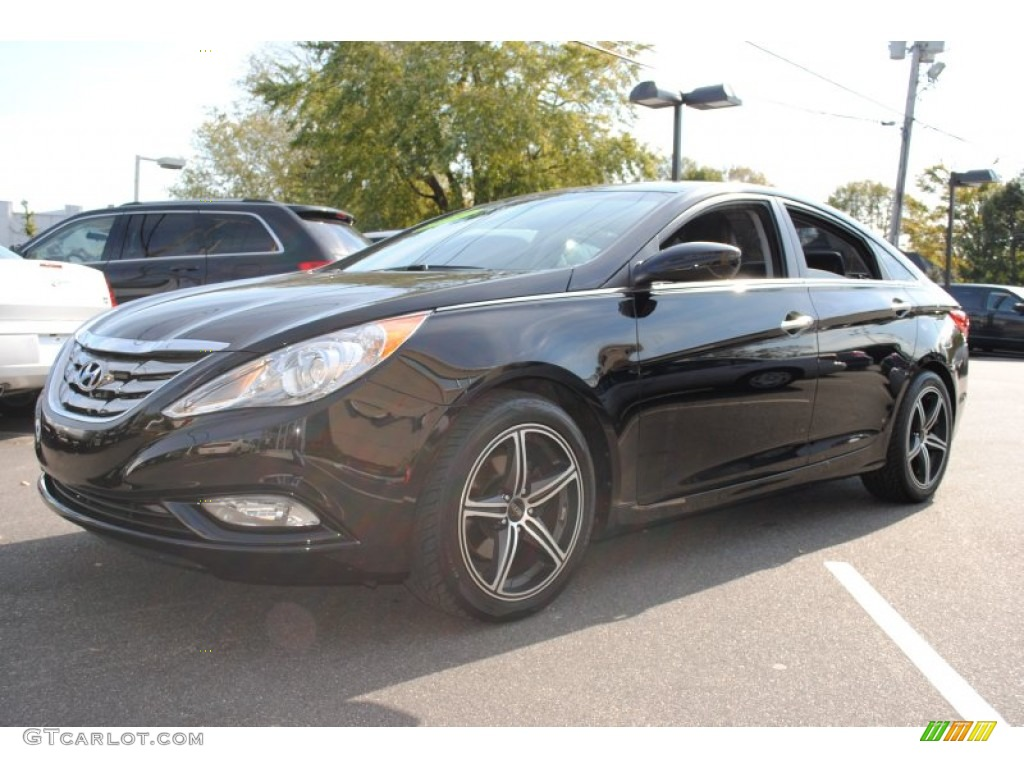 2011 Hyundai Sonata Se Custom Wheels Photo  55889500