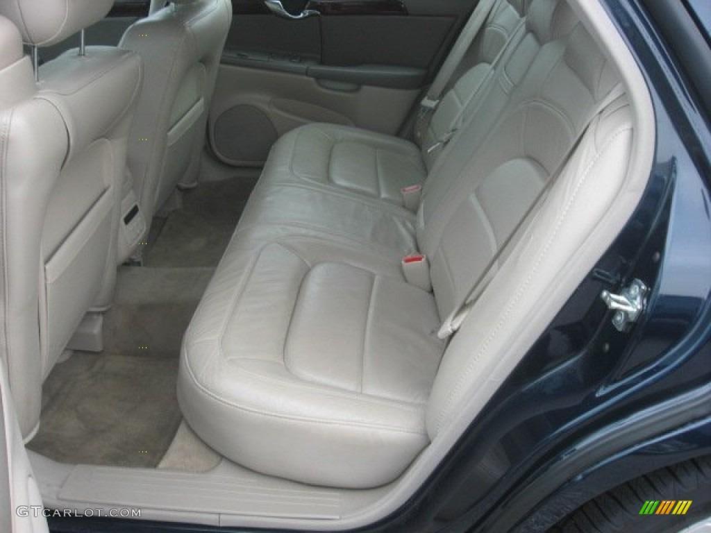 Cashmere Interior 2005 Cadillac Deville Dts Photo 55893109