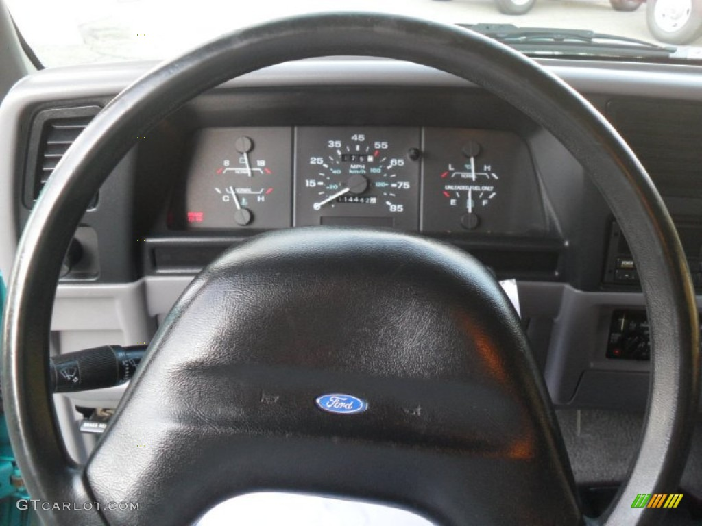 1994 ford ranger xlt regular cab steering wheel photos. Black Bedroom Furniture Sets. Home Design Ideas