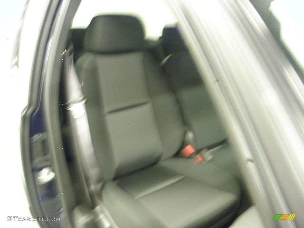 2012 Silverado 1500 LT Extended Cab 4x4 - Imperial Blue Metallic / Ebony photo #8