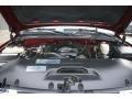 2003 Dark Toreador Red Metallic GMC Sierra 2500HD SLE Extended Cab 4x4  photo #19