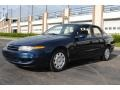 2000 Dark Blue Saturn L Series LS1 Sedan #55906248