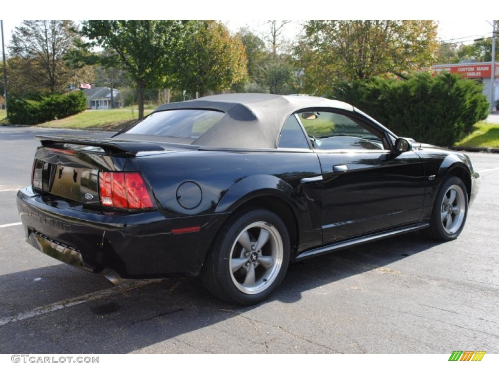 black 2001 ford mustang gt convertible exterior photo 55908929. Black Bedroom Furniture Sets. Home Design Ideas