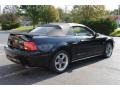 2001 Black Ford Mustang GT Convertible  photo #6