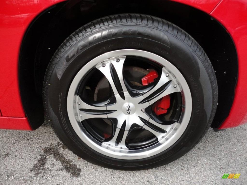 2008 Chevrolet Hhr Ls Panel Custom Wheels Photos