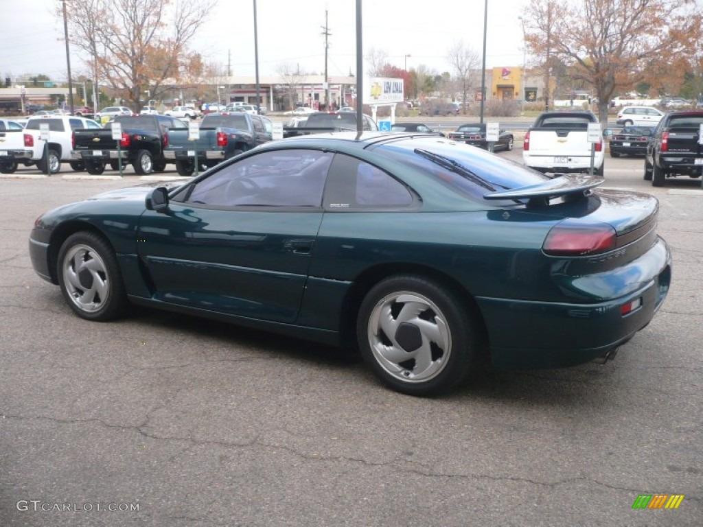Emerald Green Pearl Metallic 1994 Dodge Stealth R/T Turbo Exterior ...