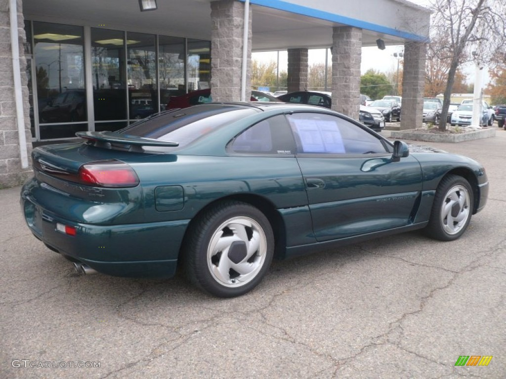 Emerald green pearl metallic 1994 dodge stealth r t turbo exterior photo 55919019
