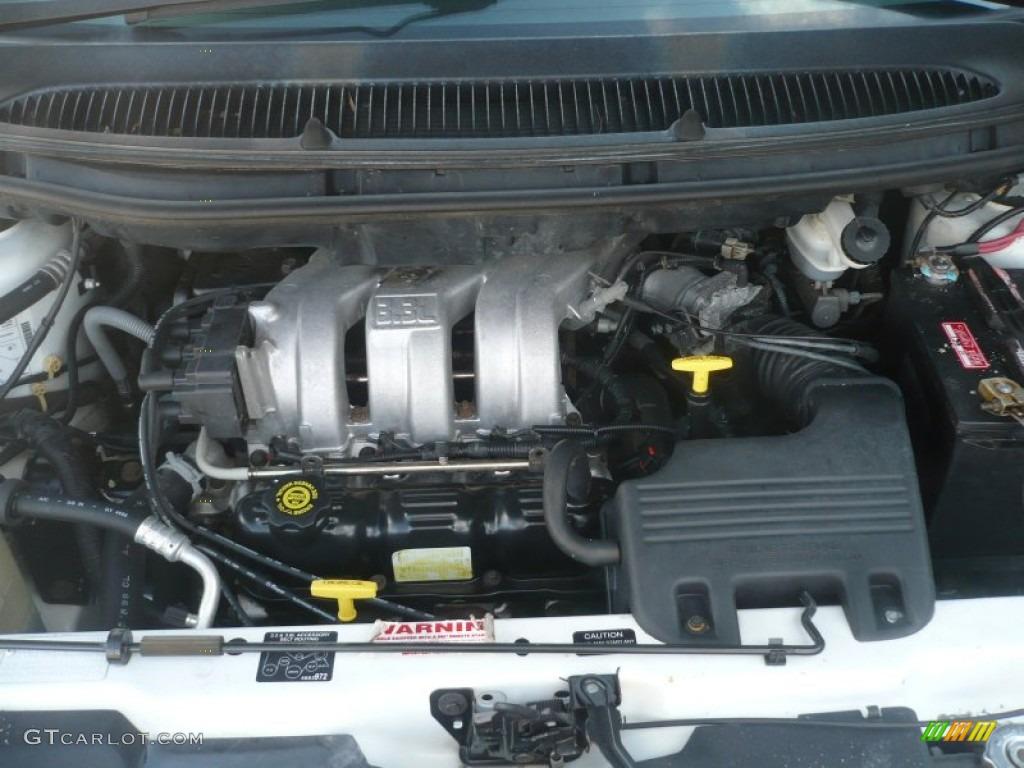 1999 Dodge Grand Caravan Se 3 3 Liter Ohv 12