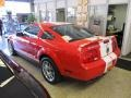 2007 Torch Red Ford Mustang Shelby GT500 Coupe  photo #5