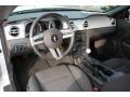 Dark Charcoal 2008 Ford Mustang Interiors