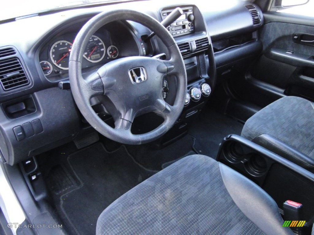 Black interior 2004 honda cr v lx photo 55937649 for Interior honda crv