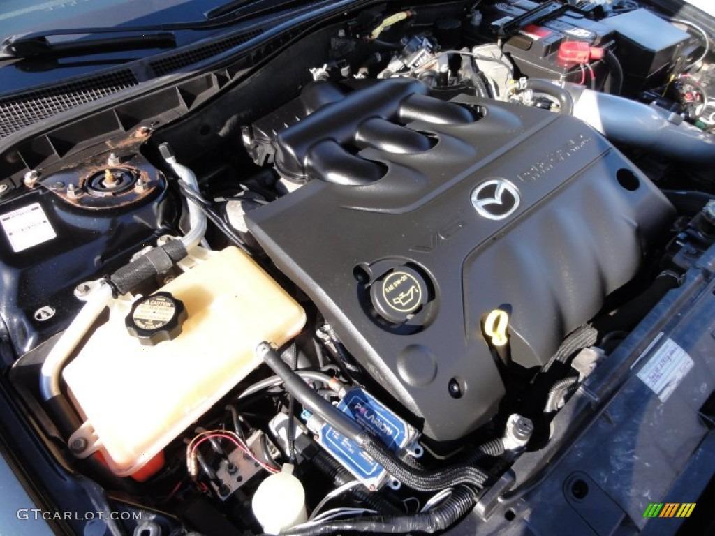 2004 mazda mazda6 s sedan 3.0 liter dohc 24 valve vvt v6 ... 2004 mazda 6 3 0 liter engine diagram