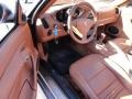 Cinnamon Brown 2004 Porsche 911 Interiors