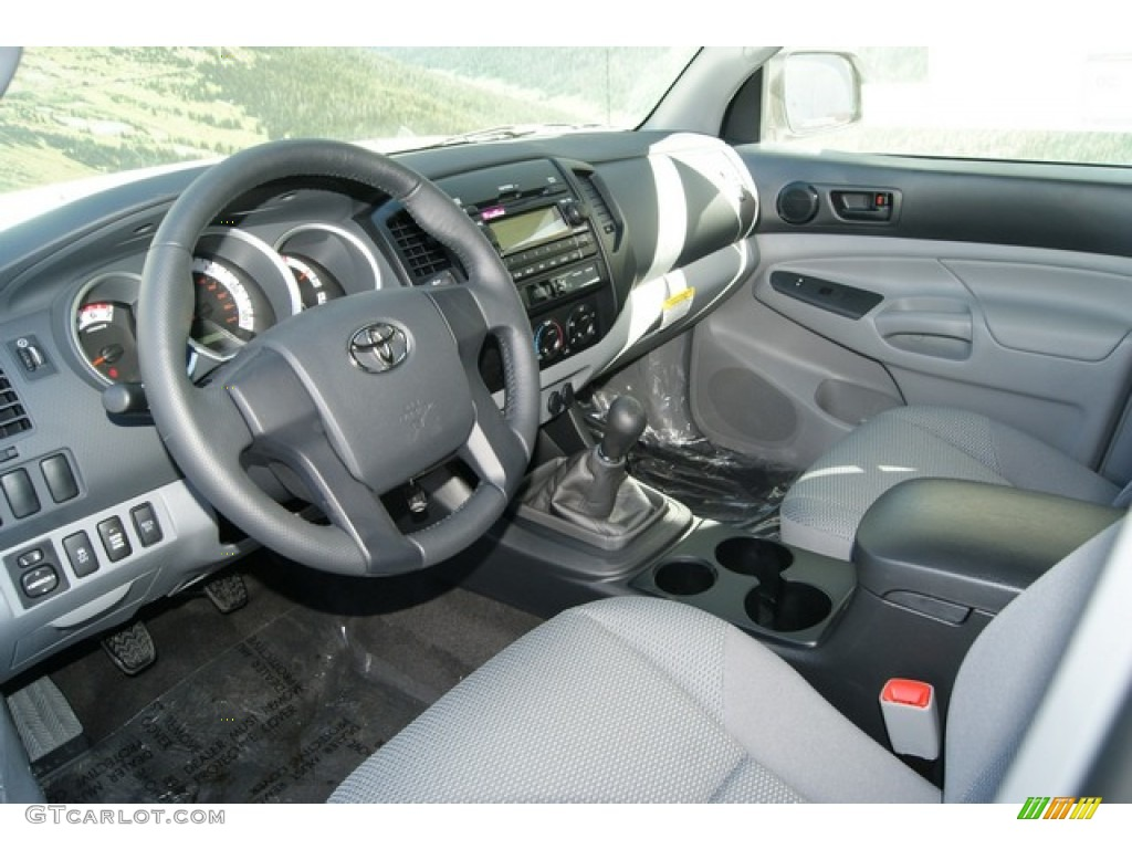 2012 toyota tacoma access cab 4x4 interior photo 55945972. Black Bedroom Furniture Sets. Home Design Ideas