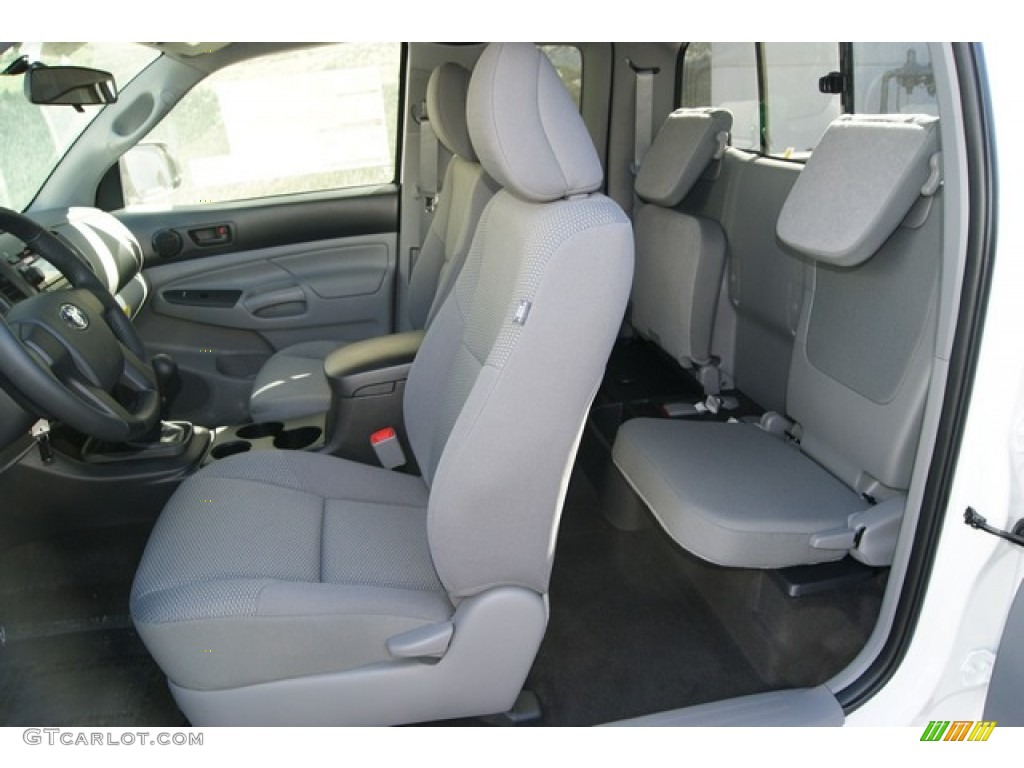 2012 toyota tacoma access cab 4x4 interior photo 55945996. Black Bedroom Furniture Sets. Home Design Ideas