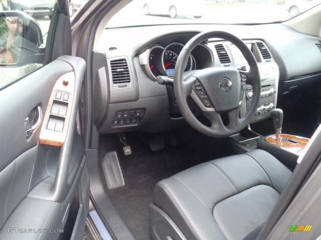 Black interior 2012 nissan murano le platinum edition - Nissan murano 2017 interior colors ...