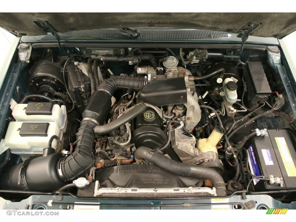 2003 ford ranger 3 0 engine pictures to pin on pinterest. Black Bedroom Furniture Sets. Home Design Ideas