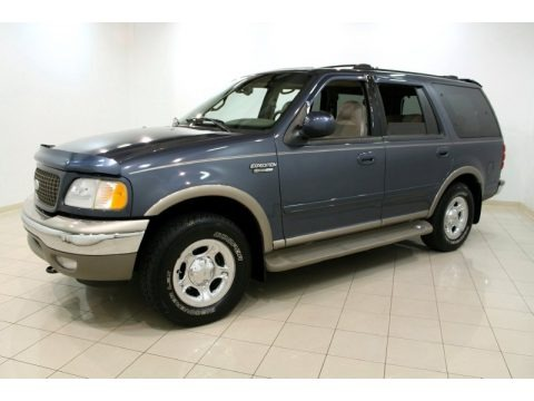 2001 Ford Expedition Ed Bauer 4x4 Data Info And Specs