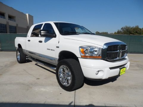 2006 Dodge Ram 1500 Laramie Mega Cab 4x4 Data Info and Specs