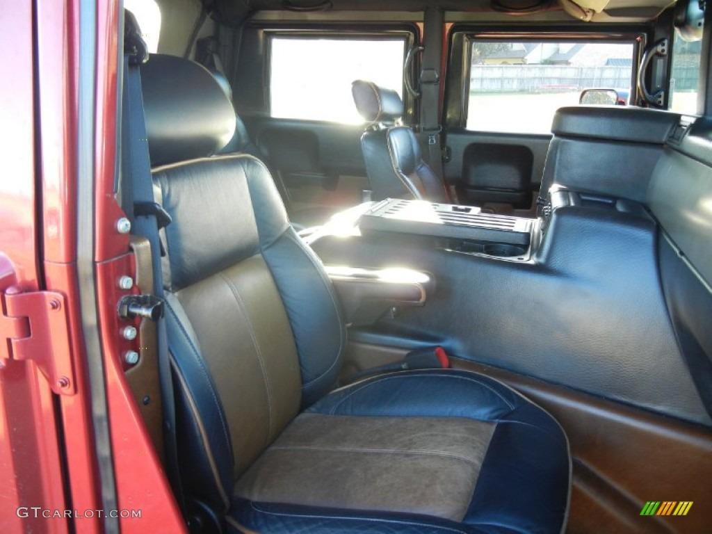 2006 hummer h1 alpha open top interior photo 55953661. Black Bedroom Furniture Sets. Home Design Ideas