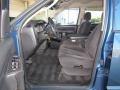 2002 Atlantic Blue Pearl Dodge Ram 1500 SLT Quad Cab  photo #9