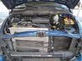 2002 Atlantic Blue Pearl Dodge Ram 1500 SLT Quad Cab  photo #18
