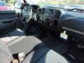 2012 Victory Red Chevrolet Silverado 1500 LT Extended Cab 4x4  photo #17