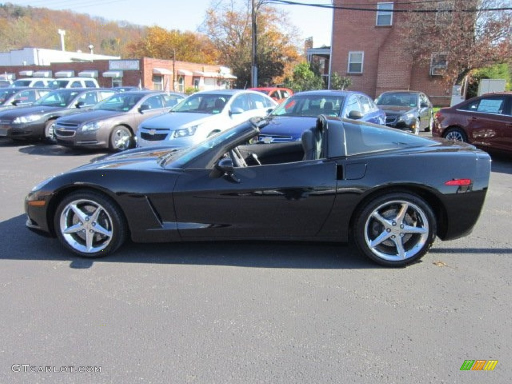 Black 2011 chevrolet corvette coupe exterior photo 55959693 gtcarlot com