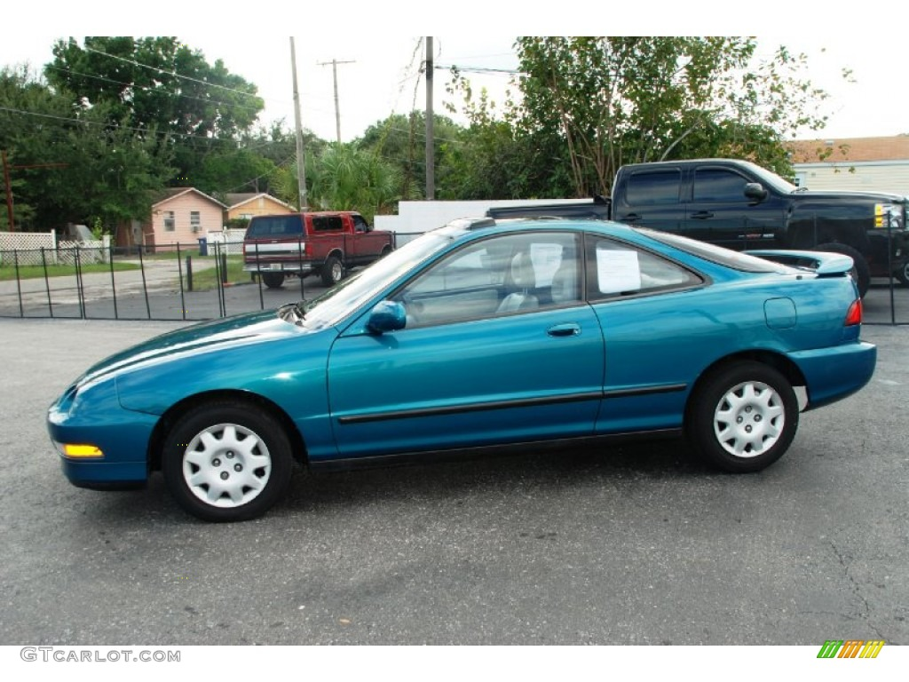 on 1994 Acura Integra Colors