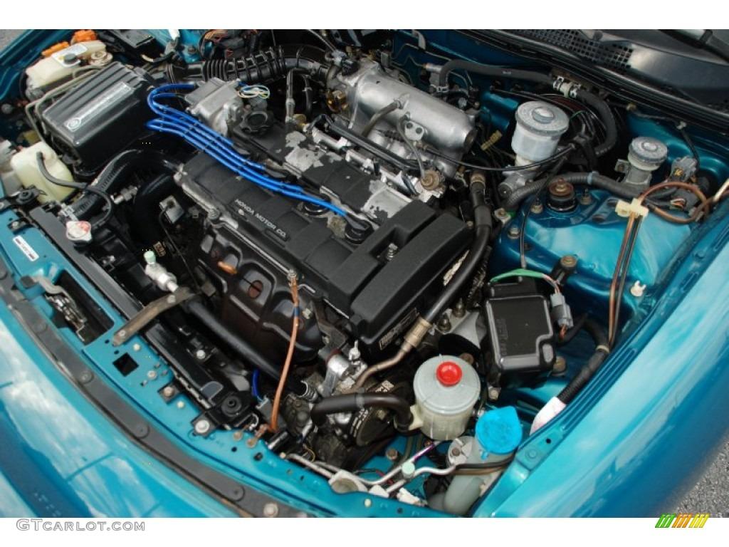 on 1996 Acura Integra 4 Door
