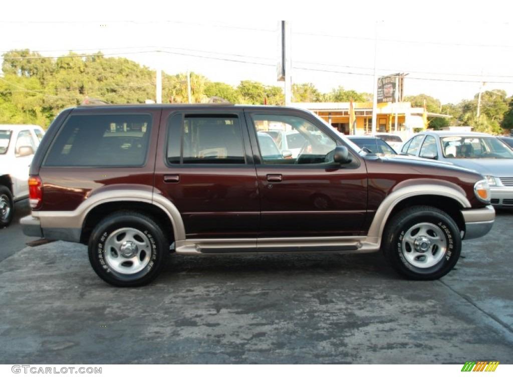 Chestnut metallic ford explorer