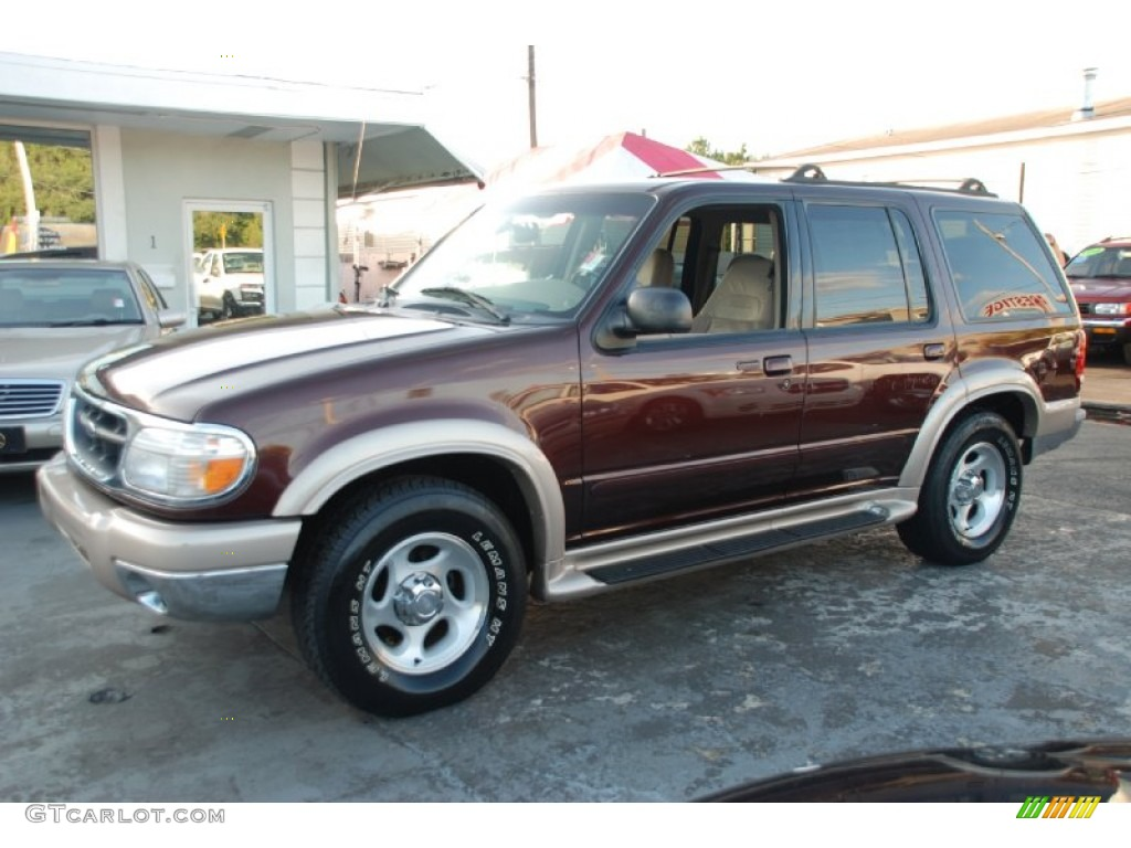 1999 chestnut metallic ford explorer eddie bauer 55956766 photo 3. Cars Review. Best American Auto & Cars Review