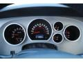 2008 Toyota Tundra Red Rock Interior Gauges Photo