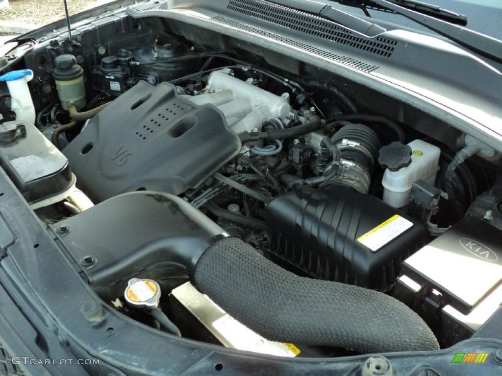 on 98 Kia Sportage Problems