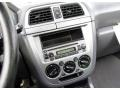 2004 Subaru Impreza Gray Interior Controls Photo